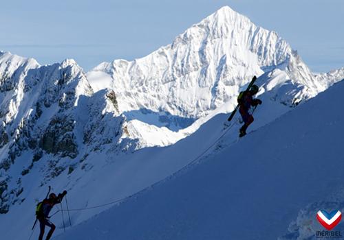 Club ski de randonnée à Méribel