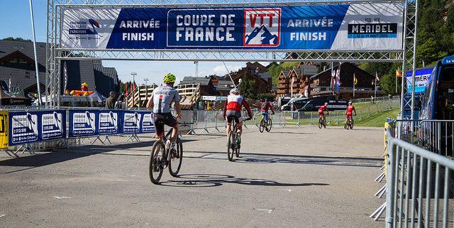 Coupe de France de VTT Trial Méribel 2018