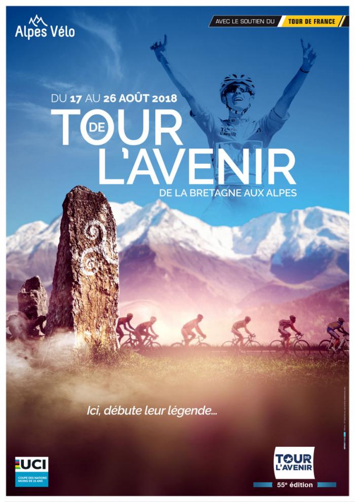 Tour de l'Avenir Méribel 2018