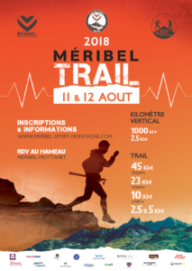 Méribel Trail 2018